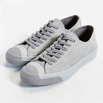 Converse Jack Purcell Nubuck Low-Top Sneaker