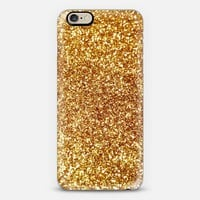 GOLD GOLD iPhone 6 case by Rebecca Allen | Casetify