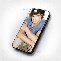 Liam Payne One Direction-photo print on hard plastic-iphone 4 case-iphone 5 case-samsung galaxy s3 case-samsung galaxy s4 case