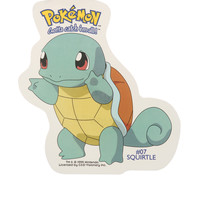 Pokemon Squirtle Sticker