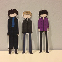 Sherlock Stickers