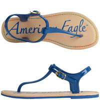 Women's American Eagle Sunscreen Jelly Sandal Payless Shoe Source