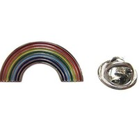 Rainbow Lapel Pin [Jewelry]