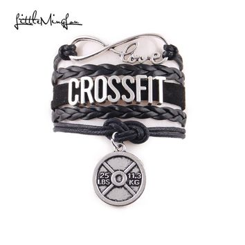 Love Crossfit Bracelet - Wear this to your Crossfit Class!!