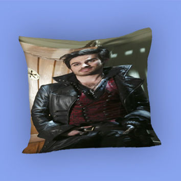Colin O Donoghue Once Upon A Time for Pillow Case, Pillow Cover, Custom Pillow Case **
