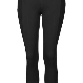 """""""I"""" Low-Rise 7/8 Leggings by Ivy Park - Ivy Park - Clothing - Topshop USA"""