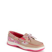 Sperry Top-Sider 'Butterflyfish' Boat Shoe (Walker, Toddler, Little Kid & Big Kid)
