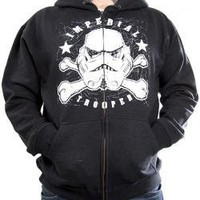 ROCKWORLDEAST - Star Wars, Hoodie, Imperial Trooper
