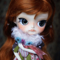 Bambi - custom ooak Dal doll, unique art doll by AlmondDoll
