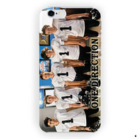 One Direction Footboll 1D Poster For iPhone 6 / 6 Plus Case