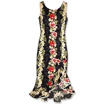 blackmist hawaiian naniloa dress