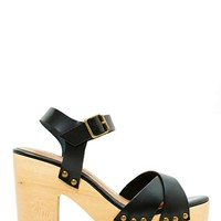 Shoe Cult Hutton Leather Sandal