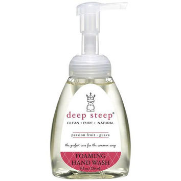 Deep Steep Foaming Hand Wash - Passion Fruit Guava - 8 Fl Oz