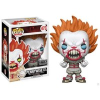 Funko POP IT Pennywise Teeth #473 FYE Exclusive