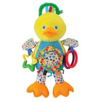 Eric Carle Duck Toy (Yellow)