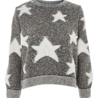 Star Pattern Jumper | Topshop