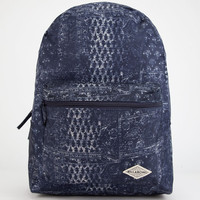 Billabong Shallow Tidez Backpack Navy One Size For Women 25445821001