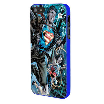 Batman And Wonder Woman iPhone 5 Case Available for iPhone 5 iPhone 5s iPhone 5c iPhone 4/4s
