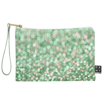 Lisa Argyropoulos Holiday Cheer Mint Pouch