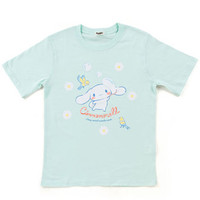 A cinamolol adult T-shirt small bird ☆ Sanrio character award series ★ black cat DM service is possible