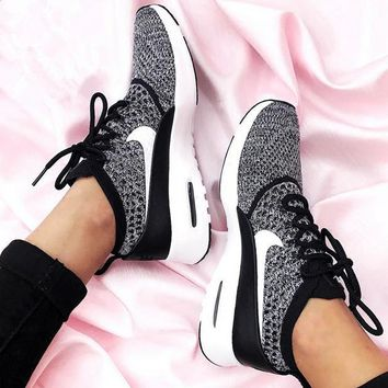 Nike : Air Max Thea Ultra knit Gym shoes-2
