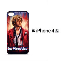 Enjolras Les Miserables Y2295 iPhone 4 | 4S Case