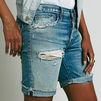 Free People Razor Cut Off