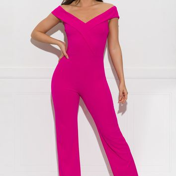 aef57616534b Best Hot Pink Jumpsuit Products on Wanelo