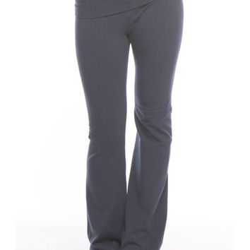 FTLA Apparel Cotton Spandex Jersey Yoga Pant