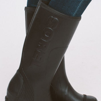Sorel Joan Rain Wedge Boot