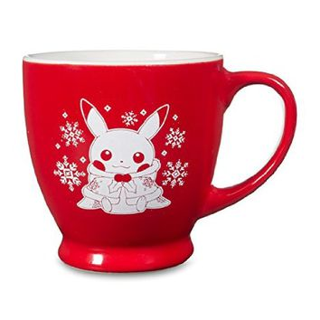 Pikachu Holiday Mug