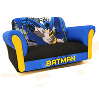 Batman Kids Rocking Sofa