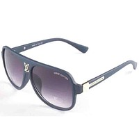 LV Popular Ladies Men Leisure Summer Sun Shades Eyeglasses Glasses Sunglasses #5 I-ANMYJ-BCYJ