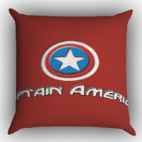 Wallpaper captain america X1699 Zippered Pillows  Covers 16x16, 18x18, 20x20 Inches