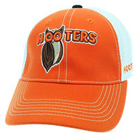 Top of the World Men's Hooters Ruckus Elite Mesh One-Fit Cap (L/X)