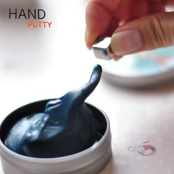 Magnetic Hand Putty Slime with Strong Magnet