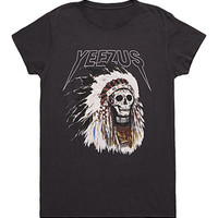 Yeezus Tour Merch Indian Headress T-Shirt at PacSun.com