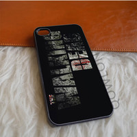 The Walking Dead Black iPhone 4 | 4S Case
