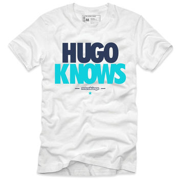 Retro Kings Clothing Hugo Knows Hornet 13's Tee