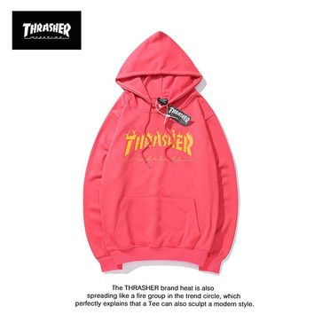 Wholsale THRASHER hoodie sweater THRASHER t-shirts THRASHER coat