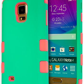 Samsung Galaxy Note 4 Hybrid Silicone Cover  Case