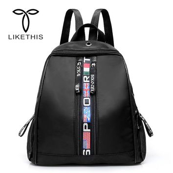 Women Backpack USB Mochila Large Capacity Girls Leather School Bags Solid Color For Teenager Casual Soft Rucksack Travel Day802#