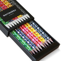 Chronicle Books 10-Pack Marimekko Pencils | Nordstrom