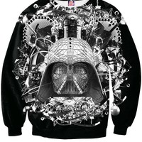 Star Wars B&W Crewneck Sweatshirt *Ready to Ship*