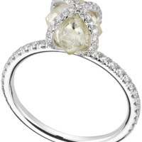Romantic and Love engagement Ring  | Diamond in the Rough