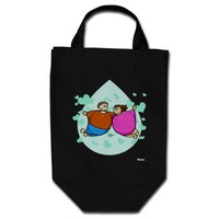 Fat Lovers Grocery Tote Bag