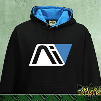 "Mass Effect ""Andromeda Initiative"" Unisex Hooded Sweatshirt"