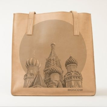 St. Basil's Cathedral Tote