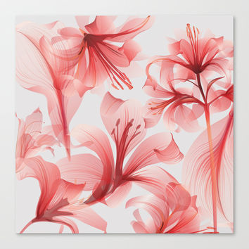Spring Has Sprung Canvas Print by All Is One