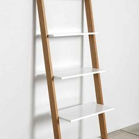 Assembly Home Leaning Bookcase-